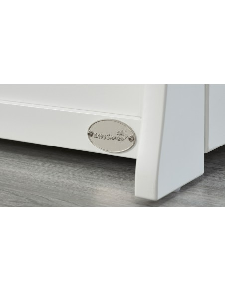 Lillian Cot Bed in White